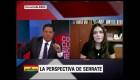 La charla de Alejandra Serrate en las calles de México