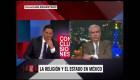 """Politólogo Alfonso Zárate: """"Es importante que las voces conscientes pongan un freno"""""""