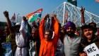 Violentas protestas en India por Ley de Ciudadanía