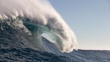 Usar el poder del mar para crear energía