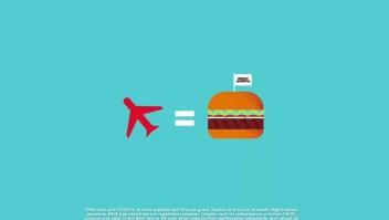 ¿Se retrasó su avión? Burger King regala una Impossible Whopper