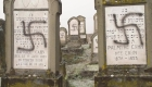 Dejan marcas de odio en tumbas judías