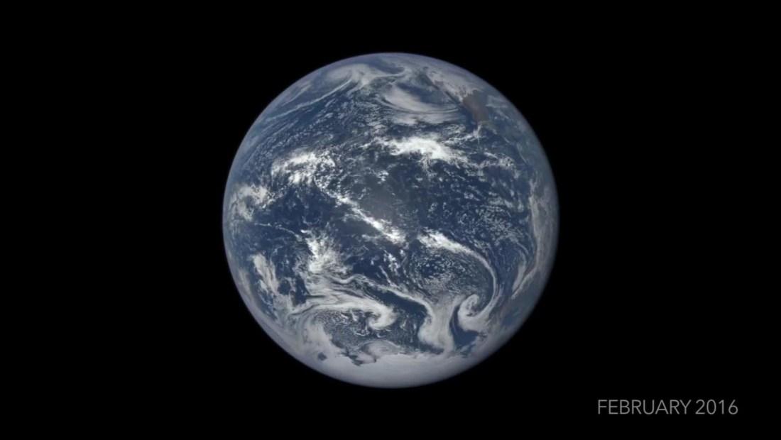 El misterioso desplazamiento del polo norte magnético