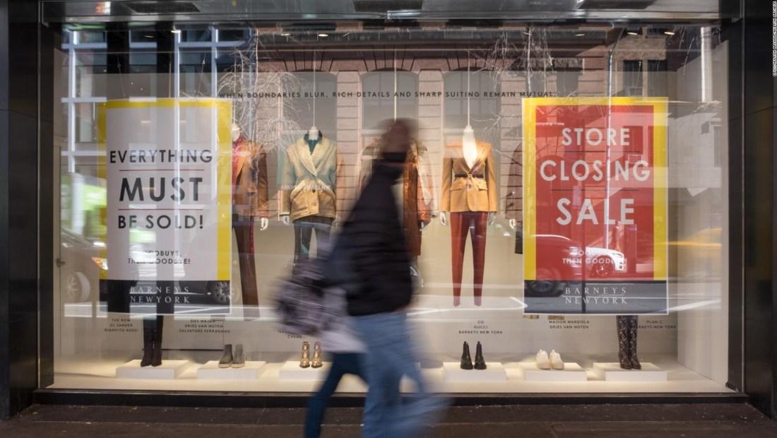 Cerraron más de 9.300 tiendas en EE.UU. en 2019