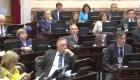 Senadores tratan proyecto de Ley de Solidaridad Social y Reactivación Productiva