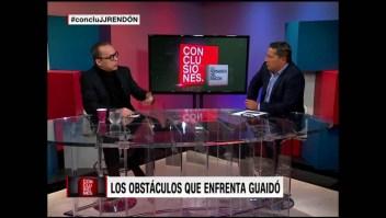 """J.J. Rendón: """"Tenemos diputados que los meten preso sin causa"""""""