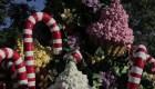 Una Navidad colorida y ecológica se celebra en este pueblo