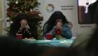 Hondureñas pasan una dura Navidad esperando asilo