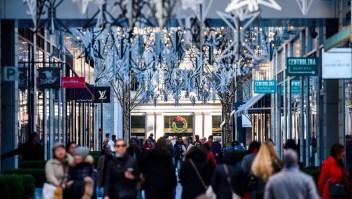 Las compras de Navidad superaron al Cyber Monday