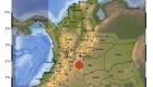 Temblor sacude Colombia horas antes de la Nochebuena