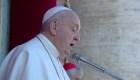 El papa dedica mensaje de Navidad a Venezuela