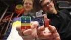 """Crean el """"LEGO másfrío del mundo"""""""