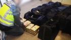 Incautan 700 kilos de cocaína en España