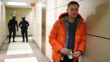 Oposición rusa denuncia secuestro y ofensiva oficial
