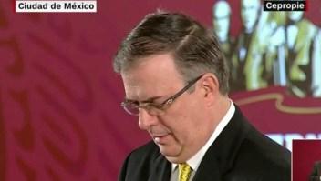 México busca restablecer el diálogo con Bolivia