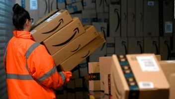 Amazon anuncia récord de ventas