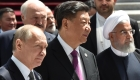 Irán, China y Rusia ensayan pruebas navales