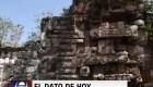 Hallan palacio Maya en México