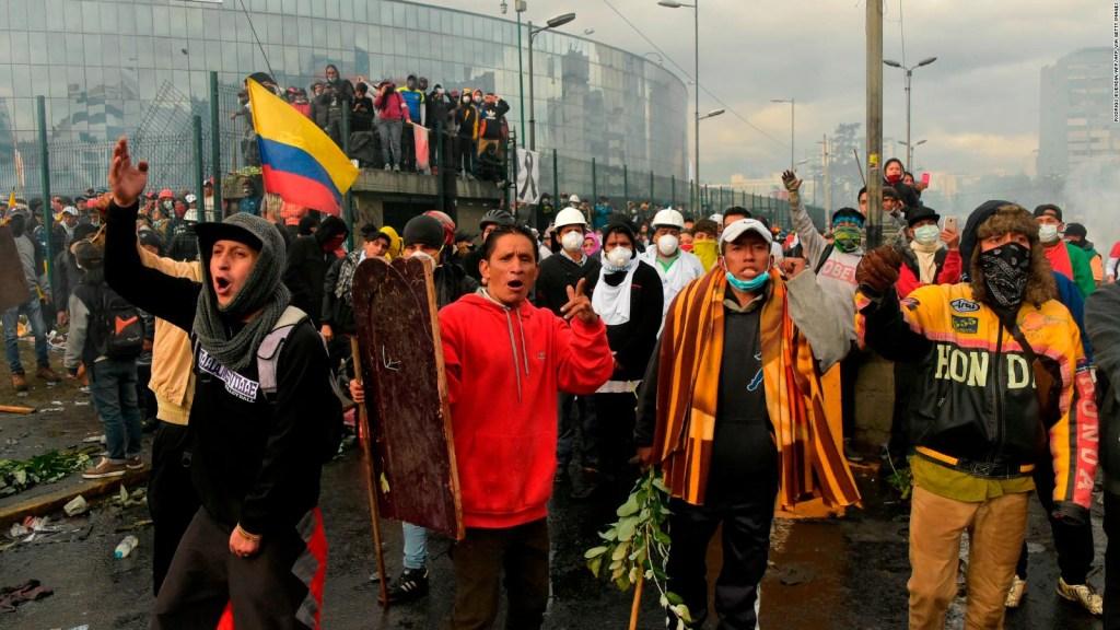 El común denominador en las protestas globales