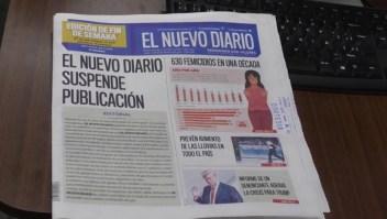 Periodistas denuncian asedio en Nicaragua