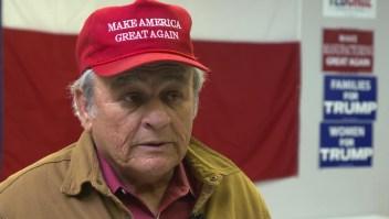Hispano busca conseguir más votos para reelegir a Trump