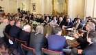 Fernández convoca reunión multisectorial