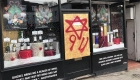 Grafitis antisemitas en Londres