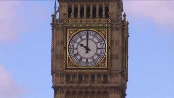 El Big Ben sonará para año nuevo