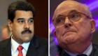 Rudy Giuliani estuvo en contacto con Nicolás maduro en septiembre del 2018