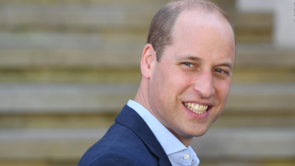 El príncipe Guillermo busca combatir el cambio climático con concurso millonario