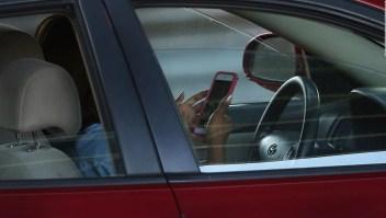 La distracción al volante, mata