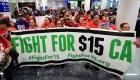Aumenta el salario mínimo en EE.UU.