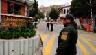 Funcionarios de México y España deben abandonar Bolivia