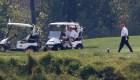 A Trump le gusta el golf...y mucho