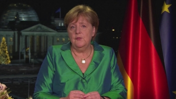 Merkel pide a líderes mundiales actuar ante el cambio climático