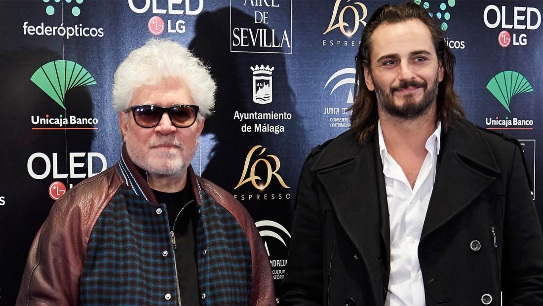 Pedro Almodovar Asier Etxeandia Premios Goya