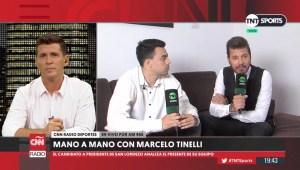 """Marcelo Tinelli: """"La grieta está entre los que comen y los que no"""""""