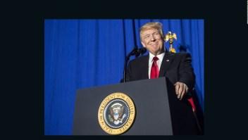 Trump planearía conseguir US$ 7.200 para el muro