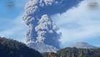 Chile en alerta por volcán en erupción