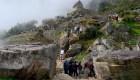Expulsados de Perú por daños a Machu Picchu