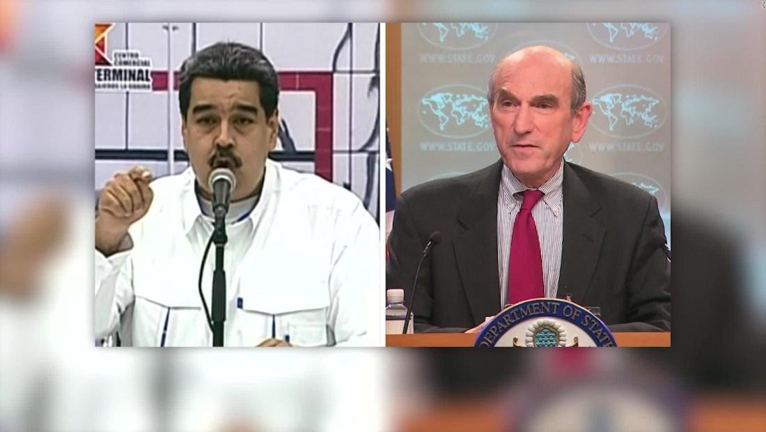 """Abrams a Maduro: """"Vamos a incrementar su aislamiento"""""""