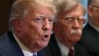 Bolton: Trump condicionó ayuda a Ucrania