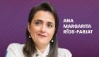 Ríos-Farjat, nueva ministra de la Suprema Corte de México