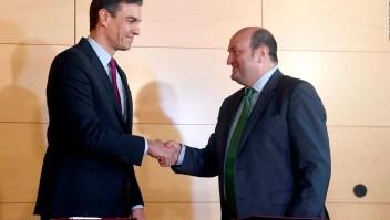 Congreso español votaría la investidura de Sánchez el 7 de enero