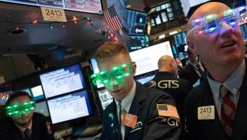 Wall Street inicia el 2020 con máximos históricos