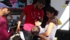 Medico cubano varado en Tamaulipas atiende a inmigrantes