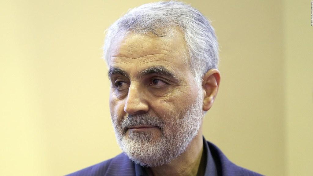 EE.UU. mata en bombardeo a general iraní en aeropuerto de Bagdad
