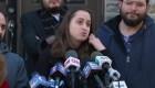 Hija de víctima en celebración de Janucá: Detengan este odio