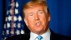 Trump: Tomamos acción para detener una guerra