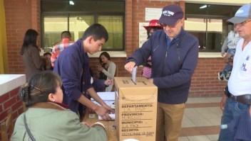 Bolivia: el 3 de mayo habrá elecciones